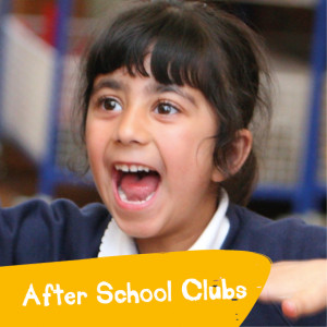 After School Club at Astwood Bank Primary on Tuesdays