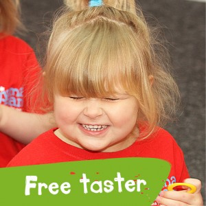 Free taster - nurseries and schools - Guildford & Surrounding Areas