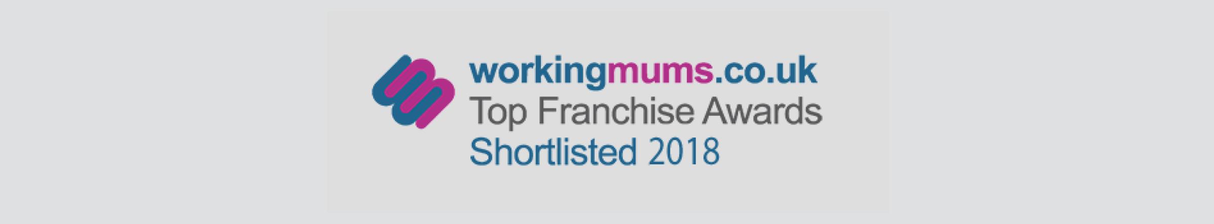 Pyjama Drama shortlisted for Working Mums franchise awards 2018